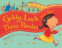 Goldy Luck and the Three Pandas cover