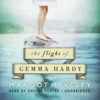 The Flight of Gemma Hardy  (Narrator: Davina Porter)  cover