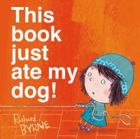 This Book Just Ate My Dog! cover