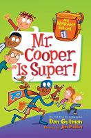 Mr. Cooper is Super