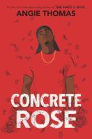 Arte de portada para Concrete rose
