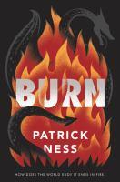 Arte de portada para Burn