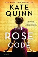 Cover art for The rose code
