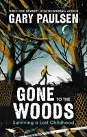 Cover art for Gone to the woods