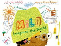 Arte de portada para Milo imagina el mundo