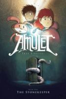 Amulet 1, The Stonekeeper