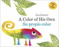 A Color of His Own = Su propio color