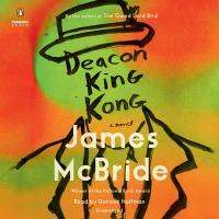 Cover art for Deacon King Kong