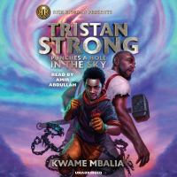 Cover art for Tristan Strong punches a hole in the sky