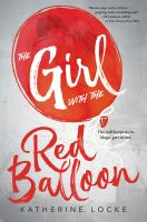 The girl with the red balloon