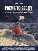 Cover art for Poems to see by