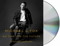 Cover art for No time like the future