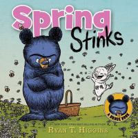 Cover art for Spring stinks