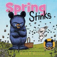 Arte de portada para Spring stinks