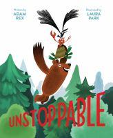 Arte de portada de Unstoppable!