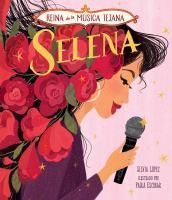 Arte de portada para Selena
