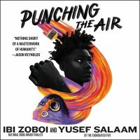 Arte de portada para Punching the air