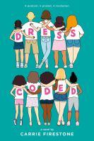 Arte de portada para vestido codificado