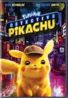 Pokémon Detective Pikachu (Rated PG)