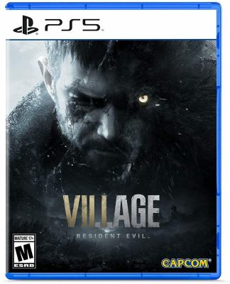 Resident evil. Village [electronic resource (video game for PS5)].