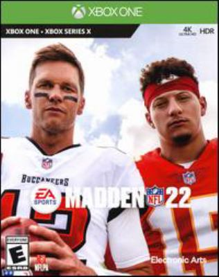 Madden NFL 22 [electronic resource (video game for Xbox One)]