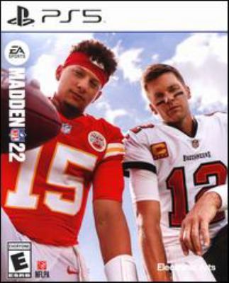 Madden NFL 22 [electronic resource (video game for PS5)]