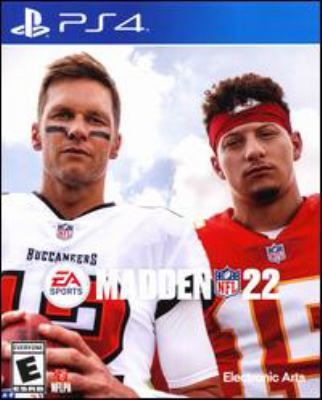 Madden NFL 22 [electronic resource (video game for PS4)]