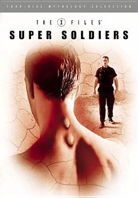 X-Files Super Soldiers - April
