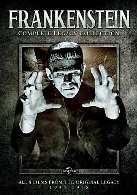 Frankenstein , complete legacy collection