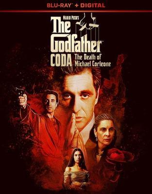 The Godfather, Coda [videorecording (Blu-ray)] : the death of Michael Corleone