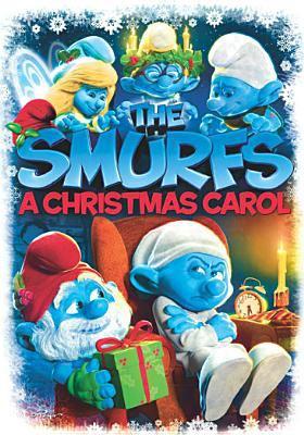 The Smurfs Christmas Carol DVD