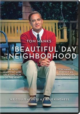 A beautiful day in the neighborhood — Tom Hanks (DVD)