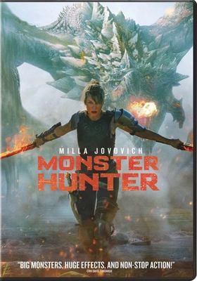 Monster hunter [videorecording (DVD)]