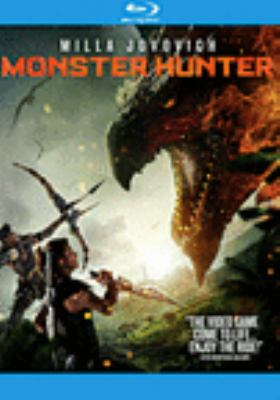 Monster hunter [videorecording (Blu-ray)]