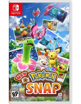 New Pokémon snap [electronic resource (video game for Nintendo Switch)].