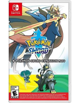 Pokémon sword [electronic resource (video game for Nintendo Switch)] : + Pokémon sword expansion pass