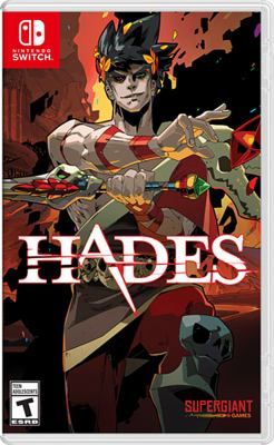 Hades [electronic resource (video game for Nintendo Switch)].