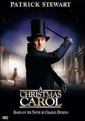 A Christmas Carol (1999) DVD starring Patrick Stewart as Scrooge