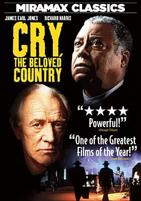 Cry Beloved Country DVD