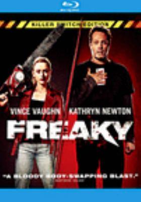 Freaky [videorecording (Blu-ray)]