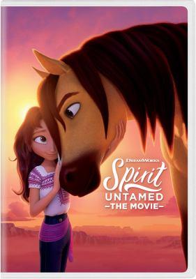 Spirit untamed [videorecording (DVD)]