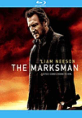 The marksman [videorecording (Blu-Ray)]