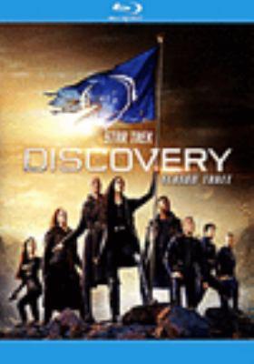 Star trek: Discovery. Season three [videorecording (Blu-ray)]