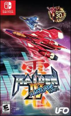Raiden IV x MIKADO remix [electronic resource (video game for Nintendo Switch)].