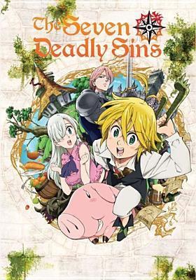 Seven deadly sins. Season 1, part 1 [videorecording (DVD)]
