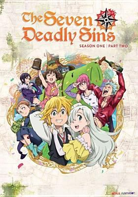 The seven deadly sins. Season 1, part 2 [videorecording (DVD)]