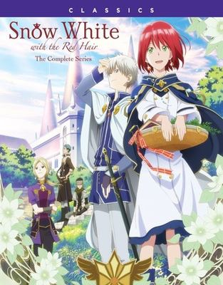 Snow White with the red hair [videorecording (Blu-ray)] : the complete series