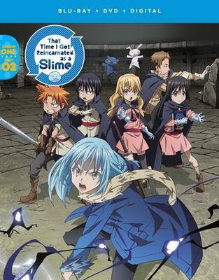 That time I got reincarnated as a slime Season one part 02 [videorecording (Blu-ray)]