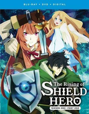 The rising of the shield hero. Season one. Part one [videorecording (Blu-ray)]