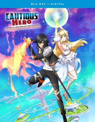Cautious hero [videorecording (Blu-Ray)]: the hero is overpowered but overly cautious, the complete series